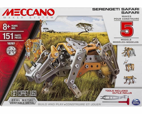 Construction Crew meccano MEC16207