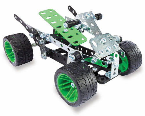 Mountain Rally meccano MEC812861