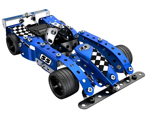 Evolution Blue meccano MEC886353