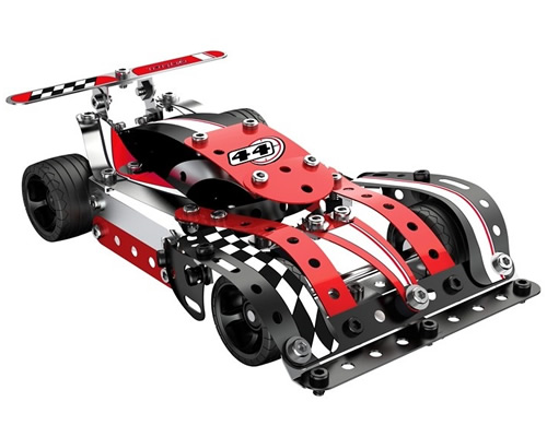 Evolution Red meccano MEC886354