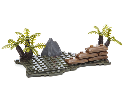 Jungle Troopers megabloks MBL06875