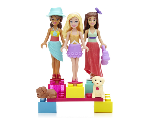 Beach Vacation megabloks MBL80111