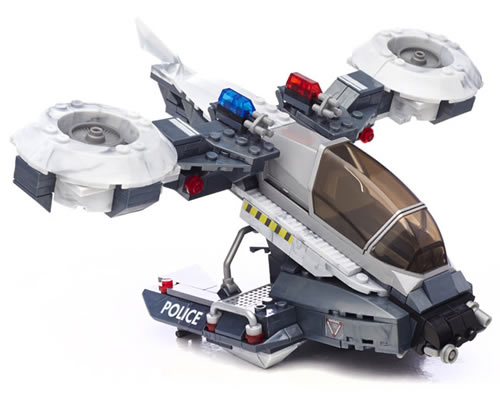 Police Air Support Hornet megabloks MBL97429