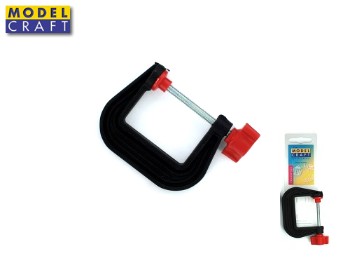 Morsetto plastica G-Clamps 50 mm modelcraft PCL3050