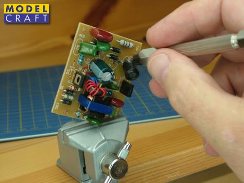 modelcraft modellismo Mini morsa da tavolo PVC7002