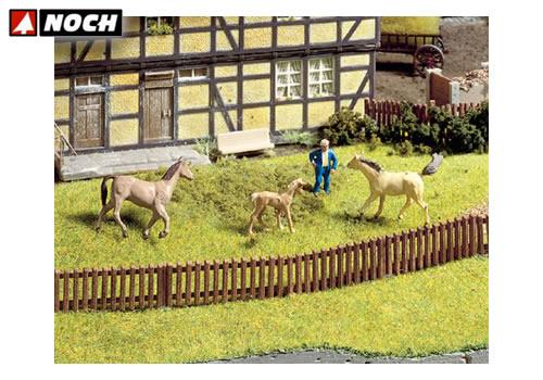 Steccato Per Giardino : Steccati in legno legname per giardino materiale da