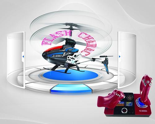 Elicottero Birotore : Radiokontrol elicottero birotore con console ch ghz