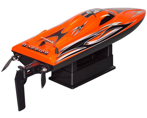 Motoscafo Offshore Warrior Lite V3 2,4 GHz RTR Orange radiokontrol JSW8206