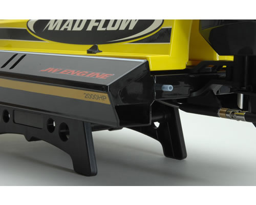 Motoscafo Mad Flow F1 Brushless 2,4 GHz RTR radiokontrol JSW8653