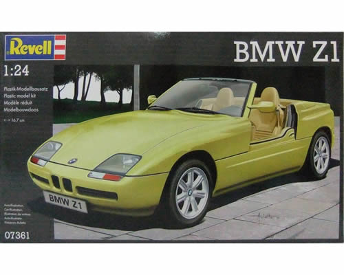revell bmw z1 1 24 rev07361. Black Bedroom Furniture Sets. Home Design Ideas