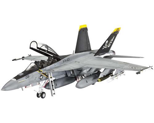 Самолет боинг f/a-18e/f супер хорнет ct-04864r