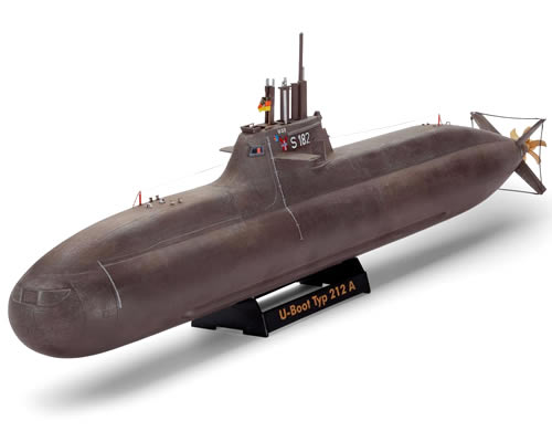 немецкие подводные лодки современные