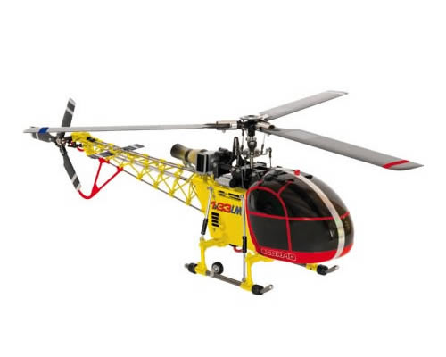 Elicottero In Inglese : Scorpio elicottero monorotore tripala lama superscale