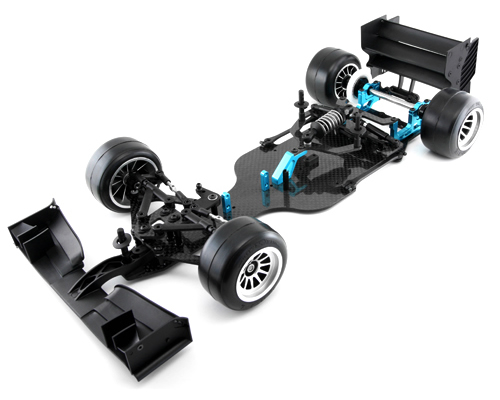 Velox F1 Formula 1 kit 1:10 – Team Shepherd