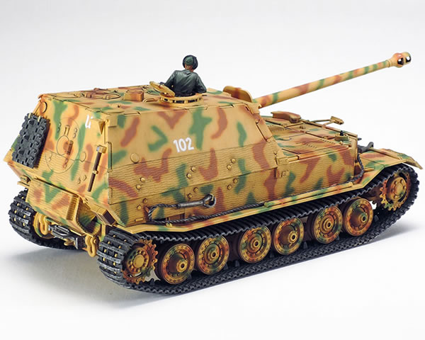 German Hevy Tank Destroyer Elefant 1:48 tamiya TA32589