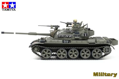 miniatura 2 - Israeli-tank-Tiran-5-1-35-TA35328-tamiya-modellismo