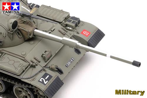 miniatura 3 - Israeli-tank-Tiran-5-1-35-TA35328-tamiya-modellismo