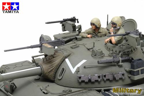 miniatura 5 - Israeli-tank-Tiran-5-1-35-TA35328-tamiya-modellismo
