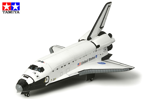 Space Shuttle Atlantis 1:100 - Sconto 10% tamiya TA60402