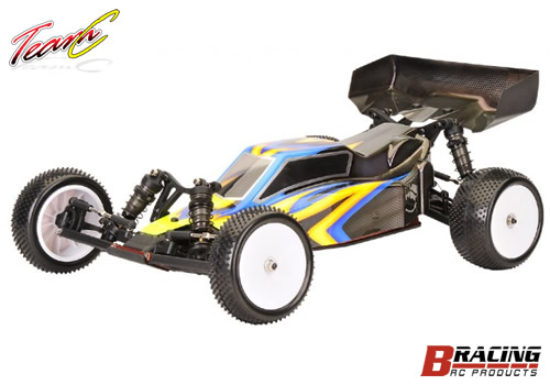 Teamcracing Tr02b Buggy 2wd Brushless 3000kv 110 Rtr