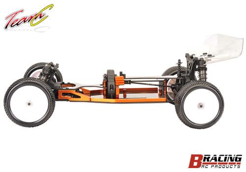 Teamcracing Tm2 Mid Motor Buggy 2wd 1 10 Kit Tm2
