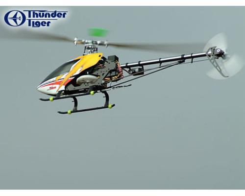 Elicottero Tiger : Elicottero rc thunder tiger mini titan e brushless kit