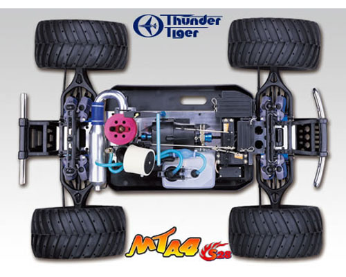 monster truck ssk thunder tiger pdf