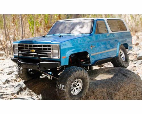 Vaterra 1986 K-5 Blazer Ascender Scale Truck 4WD 1:10 Kit