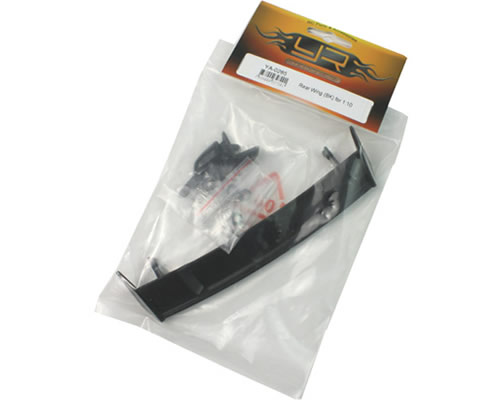 Alettone Drift/Touring 1:10 in plastica Nero yeahracing YA-0285BK