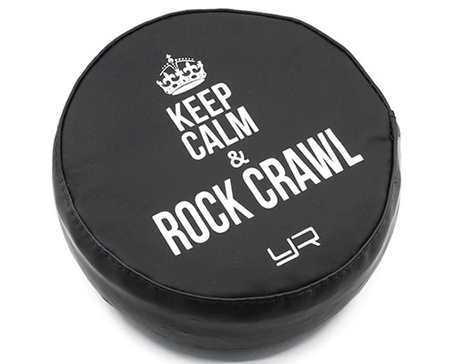 Copri ruota da 1.9 per Jeep e Crawler scala 1:10 (Keep Calm) yeahracing YA-0491