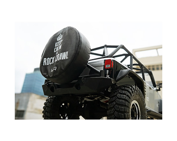 Copri ruota da 1.9 per Jeep e Crawler scala 1:10 (Life is Like) yeahracing YA-0492